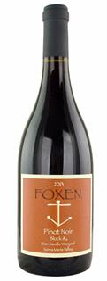 Foxen Pinot Noir Block 8 Bien Nacido Vineyard 2013 750ml